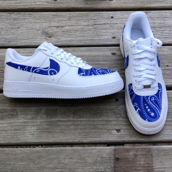 Nike Shoes Custom Air Force 1s Poshmark